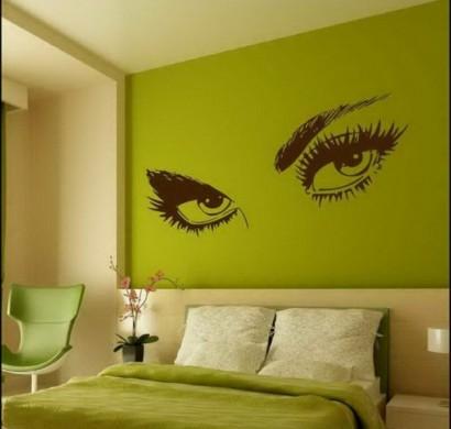 50 Wandmuster  bringen Sie Kolorit in Ihre Wohnung hinein
