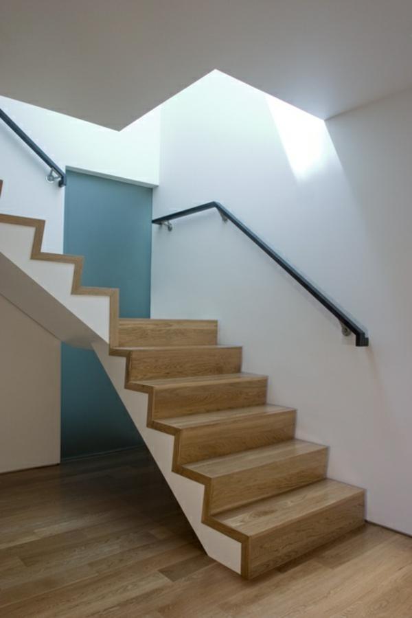 101 moderne Treppen erscheinen als Blickfang in Ihrer Wohnung
