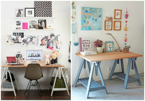1001 Ideen fr Schreibtisch selber bauen  Freshideen