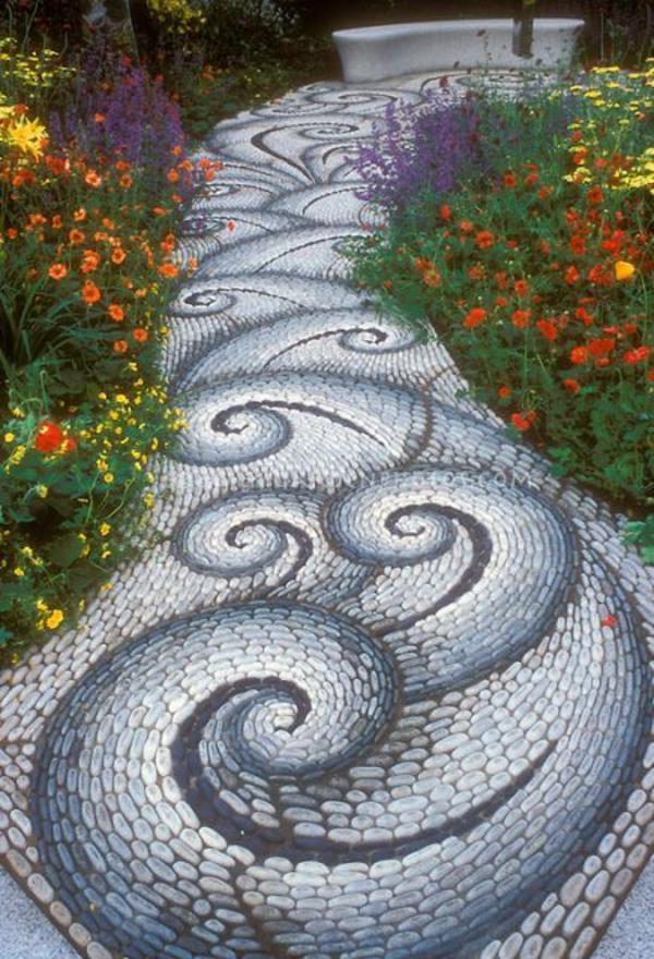 100 Bilder zur Gartengestaltung  die Kunst die Natur zu modellieren