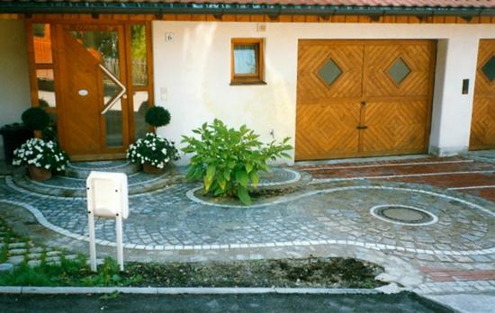 Vorgarten und Einfahrt gestalten  praktische Gartengestaltung Ideen