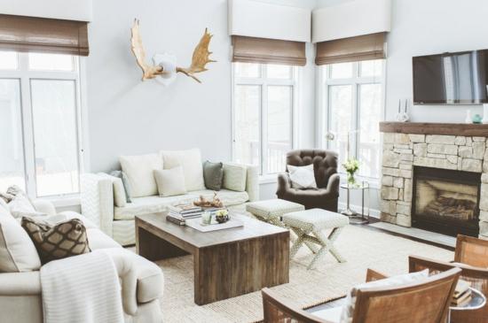 awesome einrichtungsvorschlage wohnzimmer landhausstil gallery ... - Wohnideen Wohnzimmer Landhausstil