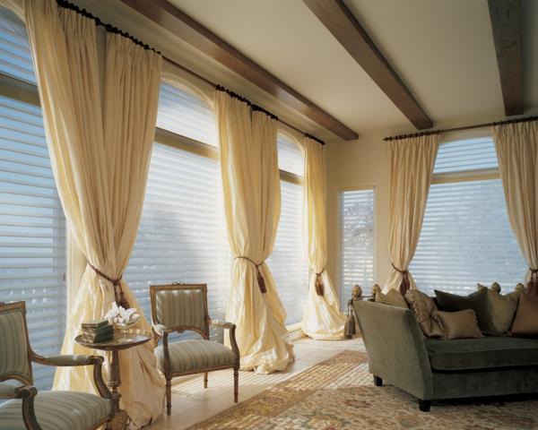 awesome vorhange wohnzimmer beige gallery - janomeamerica.us ... - Vorhange Wohnzimmer Beige