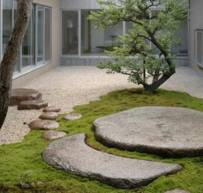 Gartengestaltung Kies | Moregs Gartengestaltung Mit Kies