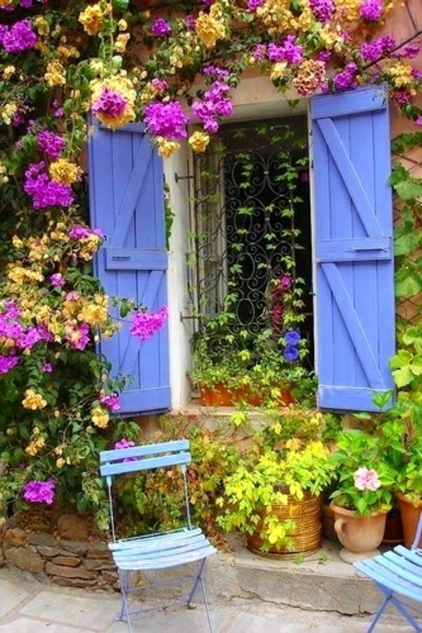 Mediterrane Gartengestaltung  45 Gartenideen und Gartenmbel