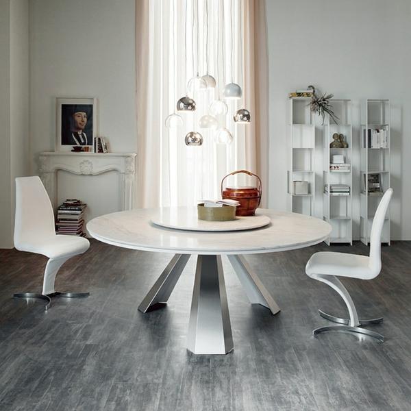 Moderne Esstische mit Sthlen  Designer Lsungen aus Massivholz Glas