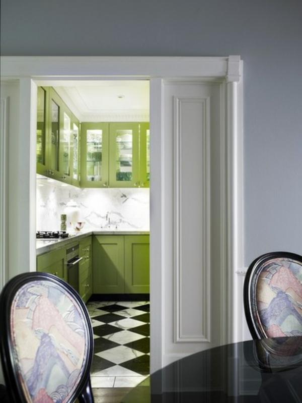 Jeder Raum braucht ein bisschen Schwarz  innovative Wohnideen