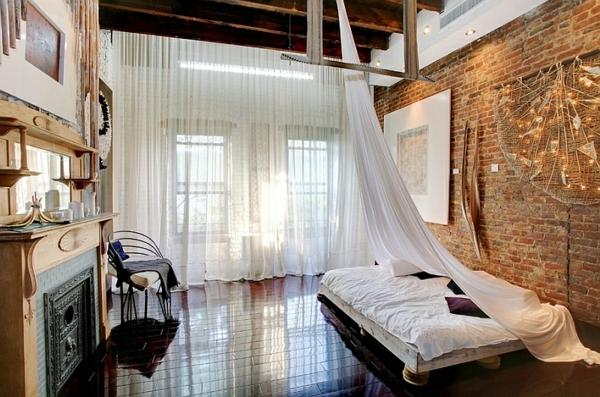 Coole Gardinen Ideen fr Sie  50 luftige Designs frs moderne Zuhause
