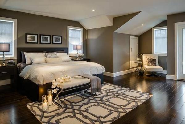 25 attraktive Ideen fr Schlafzimmergestaltung