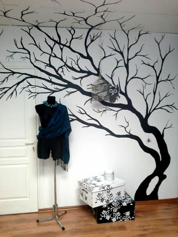Streichideen Für Schlafzimmer | Wand-streichen-ideen ...