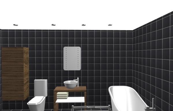 Badezimmerplaner online  das Traumbad spielend leicht planen