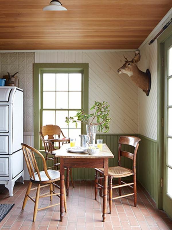 Esszimmergestaltung  Bilder von Esszimmer im Landhausstil
