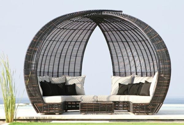 Coole Ideen fr Tagesbett im Garten  Aquabett von Source