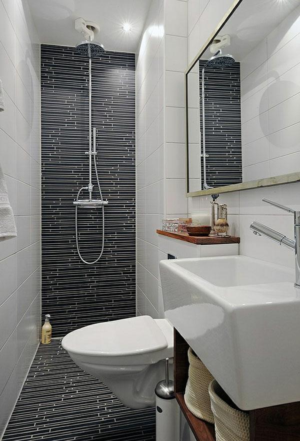 Kleines Bad einrichten  aktuelle Badezimmer Ideen