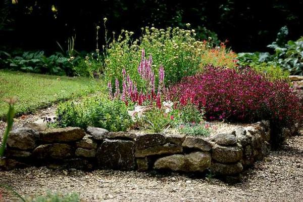 Krauter Gemuse Garten Ideen Hochbeet Pflanzen