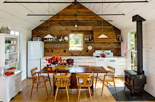 esszimmer ideen landhaus - boisholz - Landhaus Esszimmer