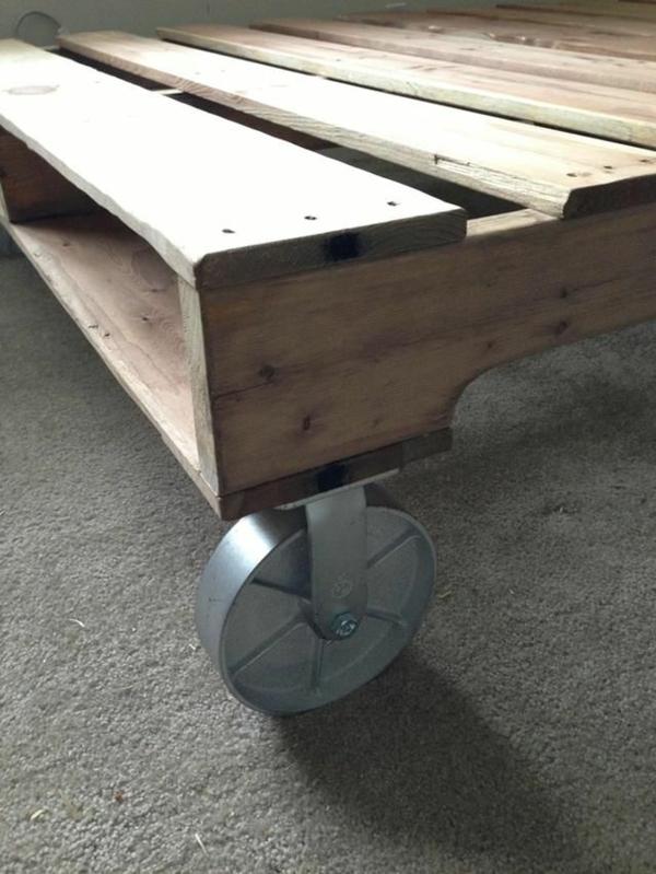 sofa selber bauen europaletten white leather houston tx bett - preisgünstige diy-möbel im ...
