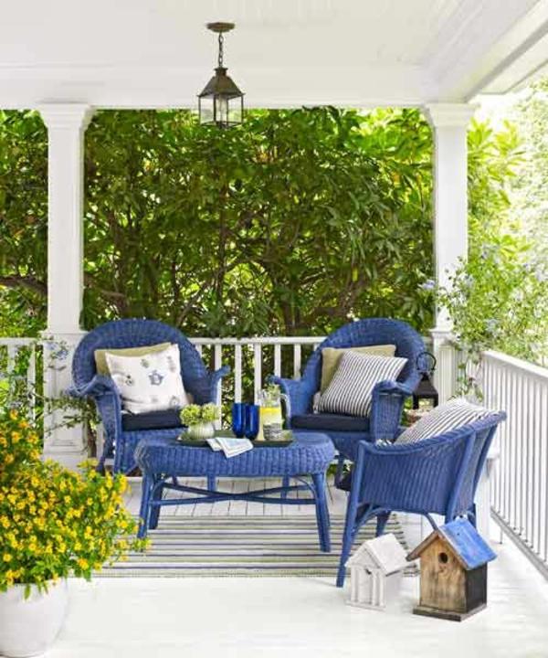 25 Outdoor Rattanmbel  Lounge Mbel aus Rattan und