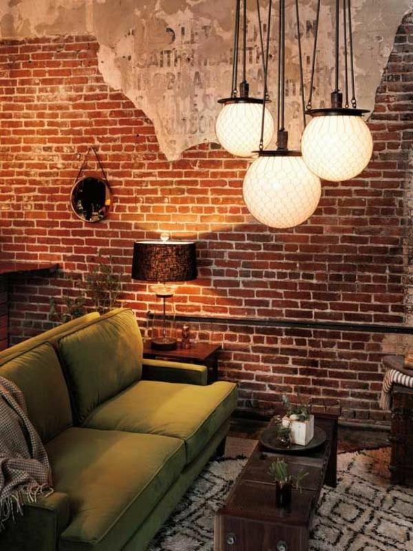 40 Beleuchtungsideen frs Wohnzimmer  coole moderne