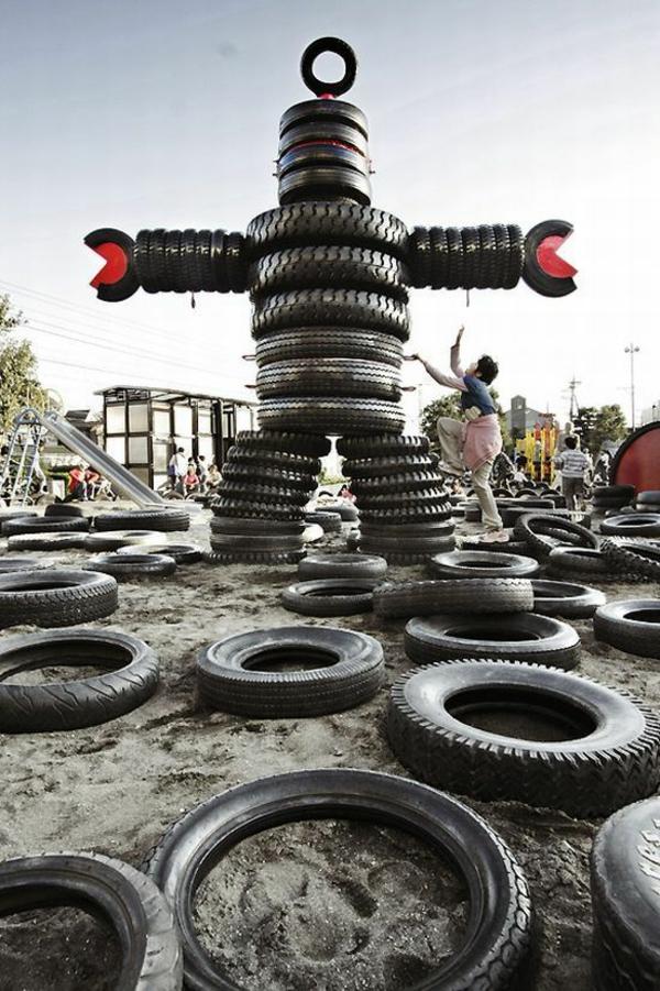 100 DIY Mbel aus Autoreifen  Altreifen Recycling