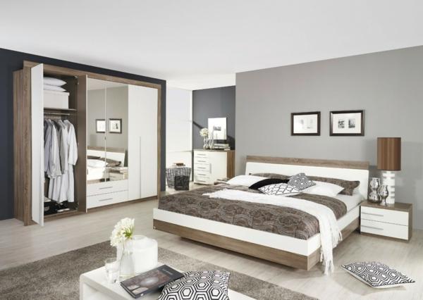 Großartig Der Perfekte Kleiderschrank Schlafzimmer Ideen ...