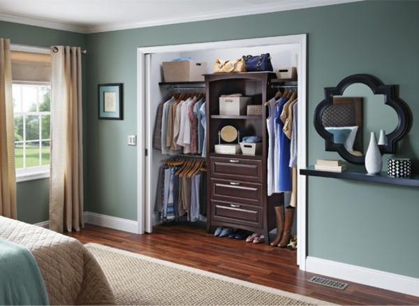 Schlafzimmerschranksysteme  Einrichtungslsungen fr mehr Ordnung