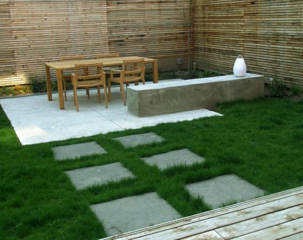 gartengestaltung modern schlicht | moregs, Garten und Bauten