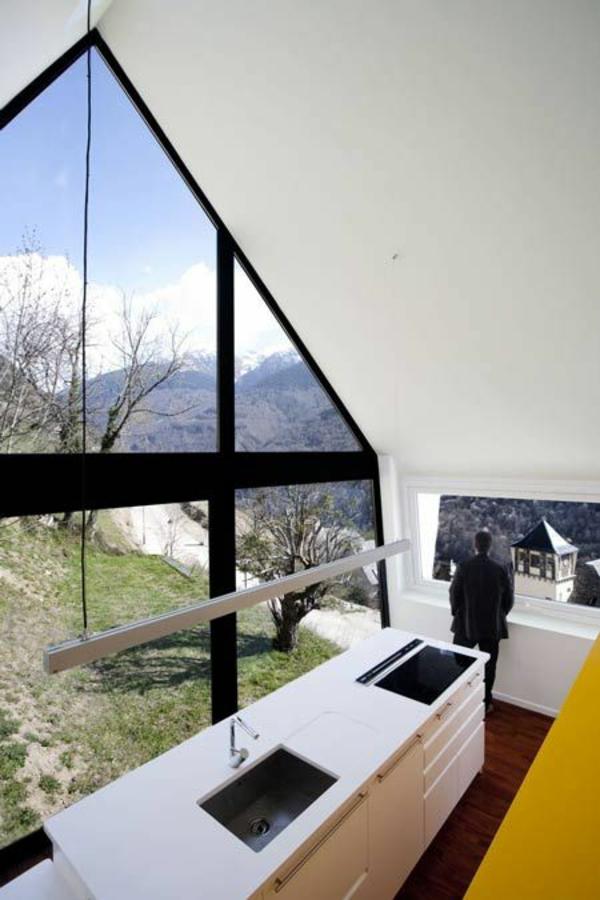 Schlafzimmer Modern Dachschräge   Den Raum Attraktiv ...