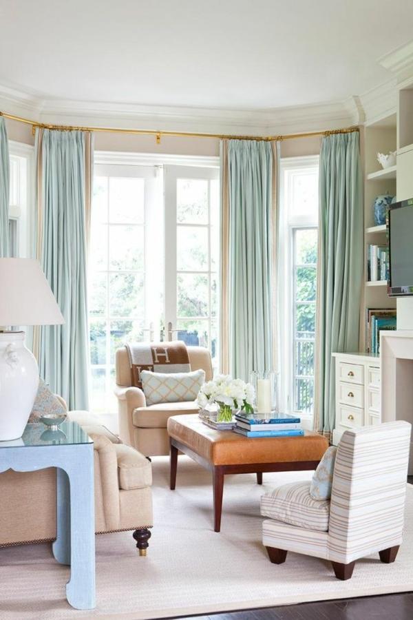 moderne vorhange wohnzimmer ~ home design und möbel ideen - Fachwerk Wohnzimmer Modern