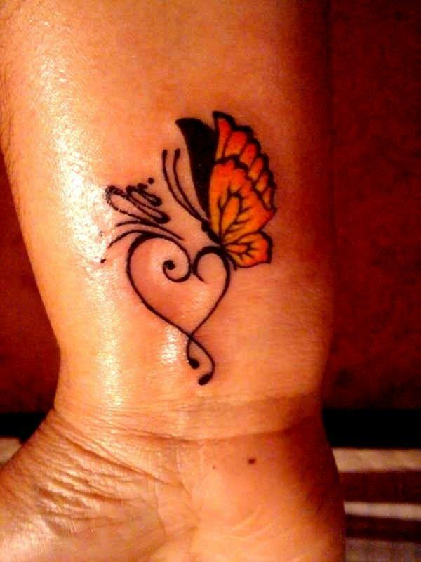 Schmetterling Tattoo Bedeutung  Schön Und Sinnvoll