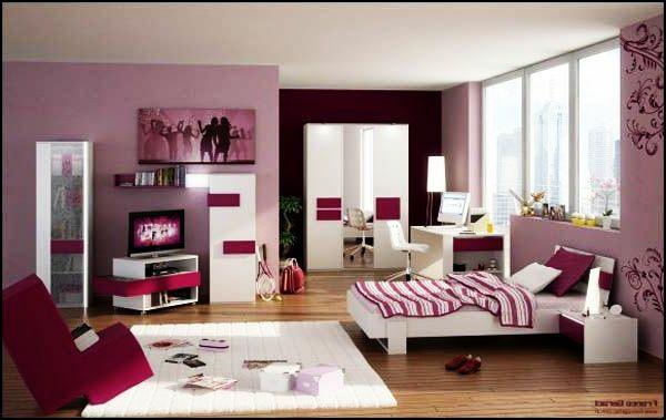 Wohnideen Jugendzimmergestaltung Bilder L