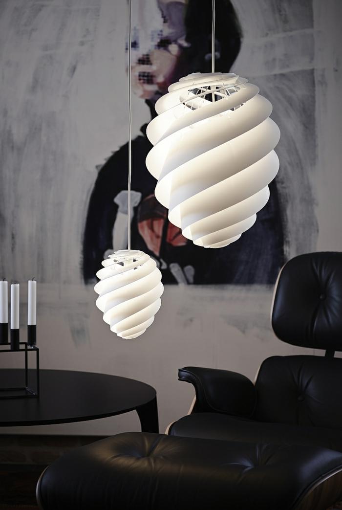 Lampen Wohnzimmer Design – abomaheber.info