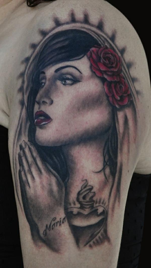 1001 Oberarm Tattoo Designs  Beispiele fr einen neuen Look