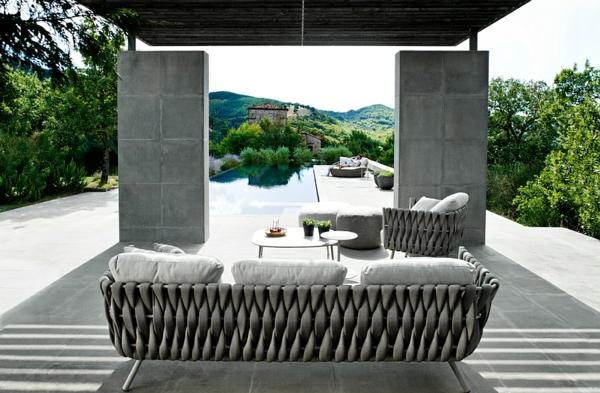 Garten Lounge Mobel Grau – Lyfa.Info
