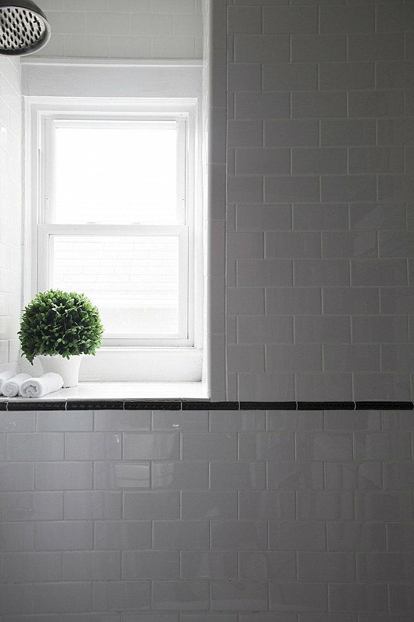 Wohnideen  grne Zimmerpflanzen im Badezimmer