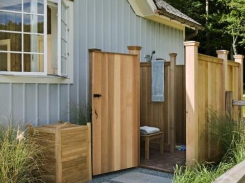 outdoor dusche selber bauen dusche selber bauen - coole diy gartendusche aus europaletten