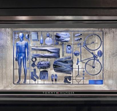 Schaufenster dekorieren  Vusual Merchandising auf hohem Niveau