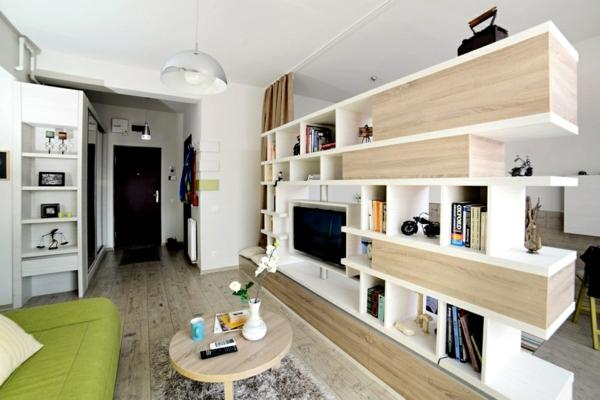Super kreative Wohnideen in einer Wohnung in Rumnien