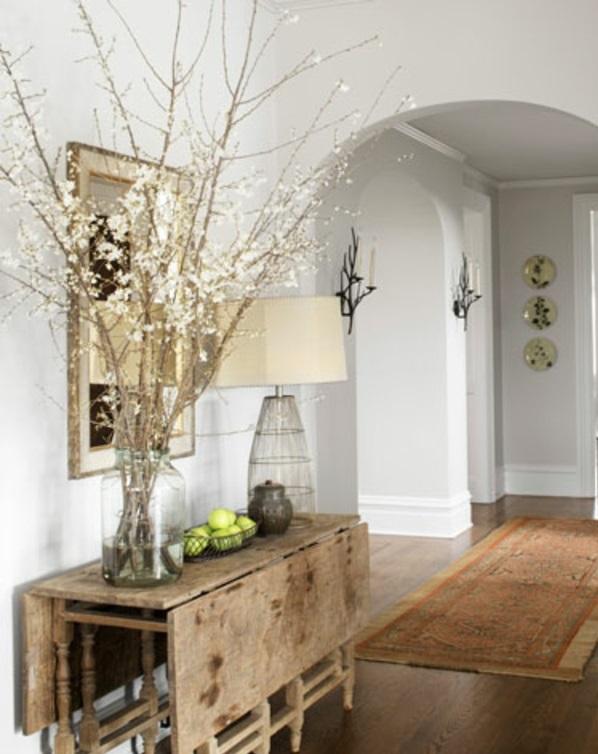 Moderner Landhausstil  rustikale Akzente in jedem Raum zu Hause