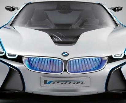 BMW Elektroauto i8  das neue Sportauto und sein Einfluss aufs Design
