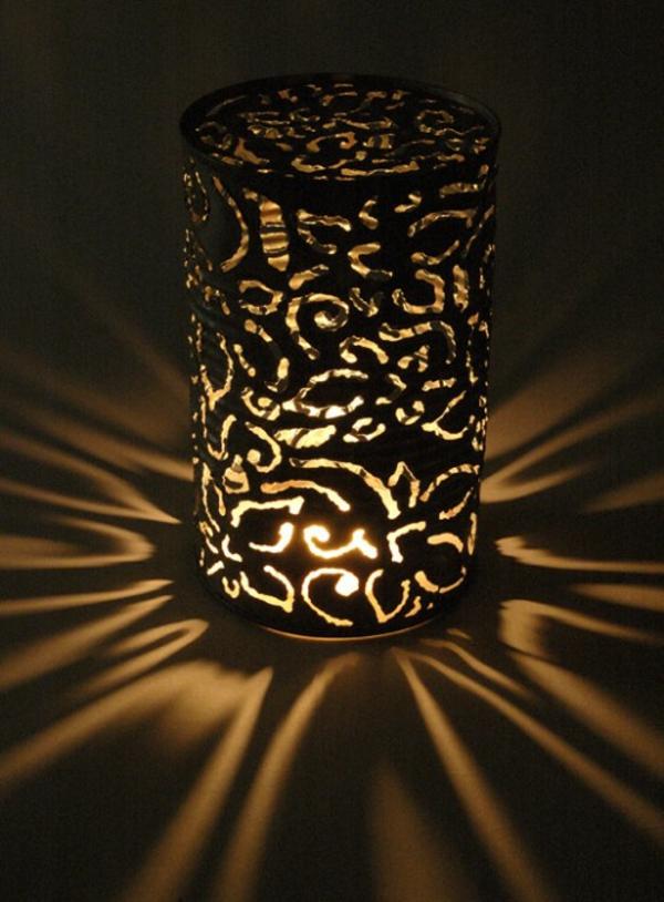 DIY Leuchten aus Dosen  Erhellen Sie Ihr Zuhause selber