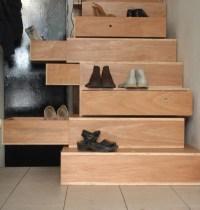 Treppen im Trend - Durch Treppenschubladen viel Stauraum ...