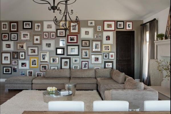 Wohnzimmerwände Ideen  Suchen Sie Nach Innovativen Ideen