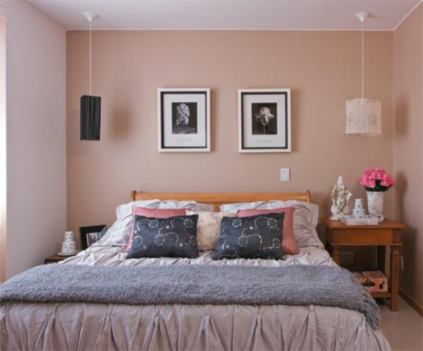 Welche Farbe Wirkt Beruhigend Im Schlafzimmer Welche Zwei Wandfarben Bleiben Trendy Fur 2019