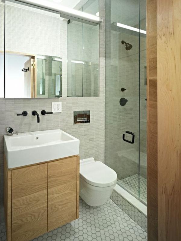 Kleine Braune Fliesen Bader | Badezimmer U0026 Wohnzimmer, Modern Dekoo
