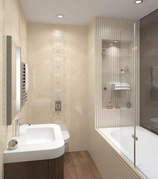 kleine und moderne badezimmer mit badewanne_modernes bad ...