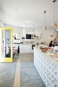 Wandfarbe Beton - wie kann man eine Betonwand streichen?