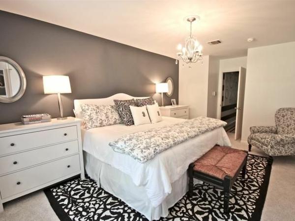 schlafzimmer wandfarbe ideen - boisholz - Wandfarbe Ideen Quadrat