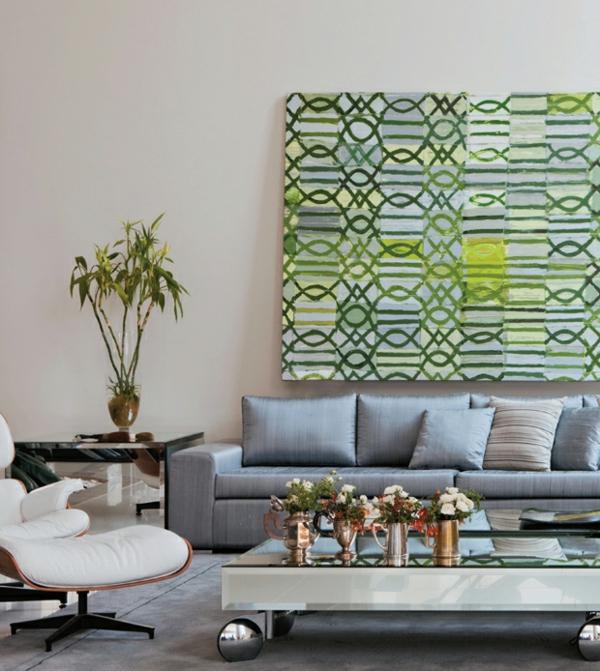 Wohnzimmer wanddeko ideen f r die wohnraumgestaltung for Wanddeko ideen wohnzimmer