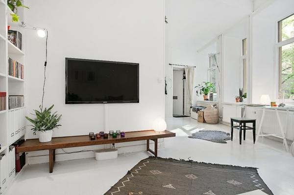 Startseite Design Bilder – Dynamisch Wohnzimmer Skandinavisch 2019 ...
